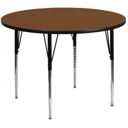 48'' Round Activity Table - 4 Colors Available