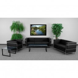 Signature Regal Series Reception Set in Black