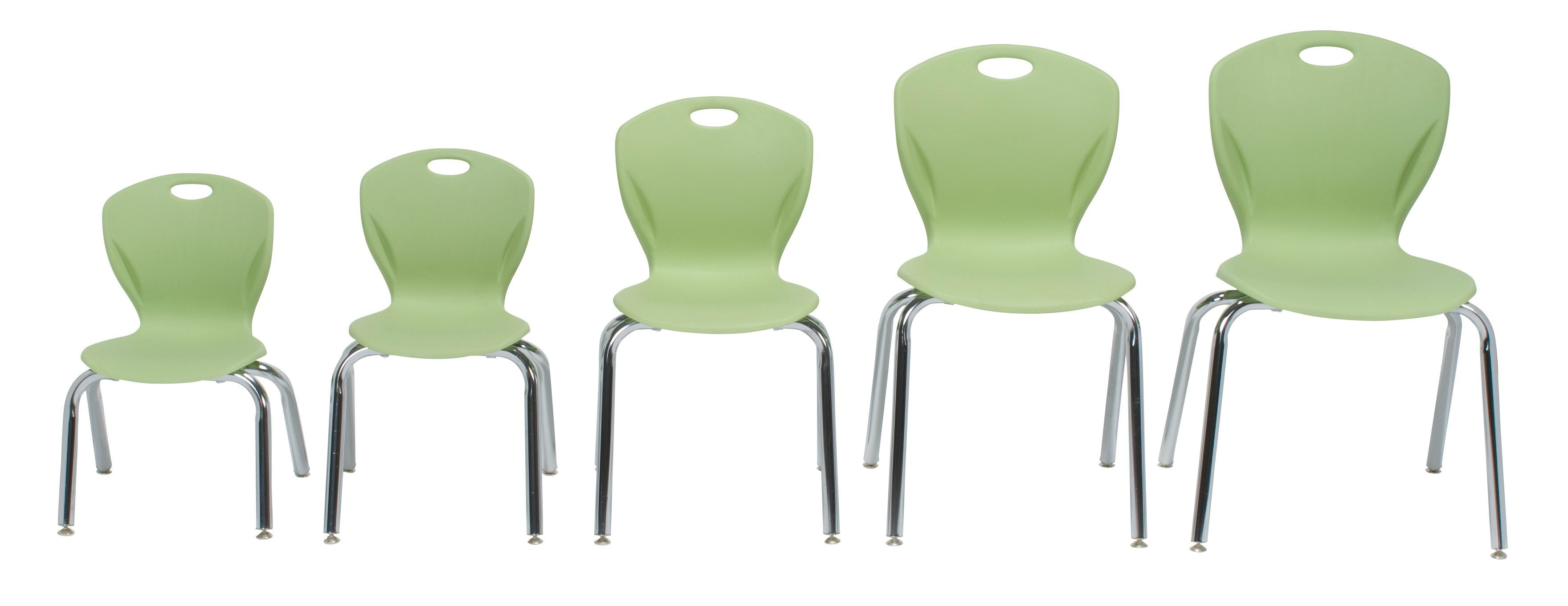 Artcobell Discover Four Leg Stacking Chairs At School