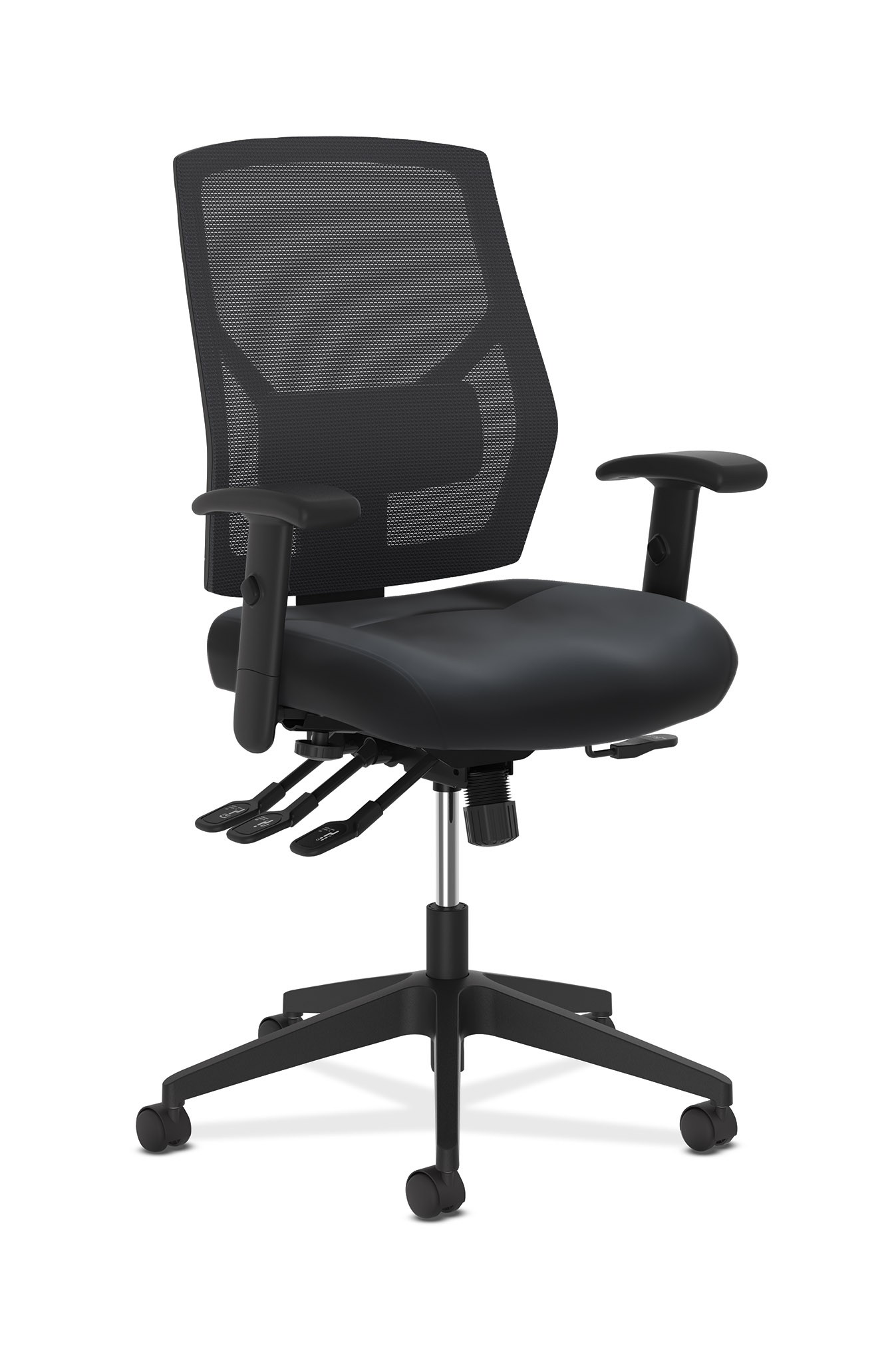 basyx by hon crio hvl582 high back task chair