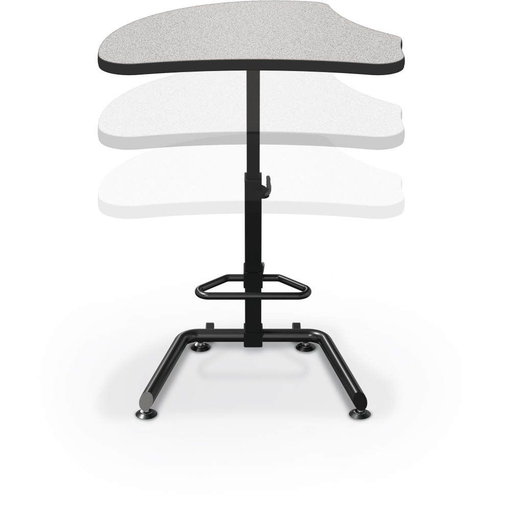 Balt Up Rite Harmony Sit Stand Desk 3 Colors