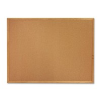 Sparco Cork Boards, Oak Frame - Multiple options