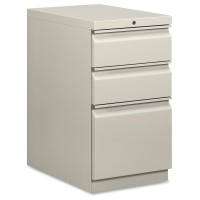 B/B/F - 23D - Light Gray - HON Brigade Mobile Storage Pedestal