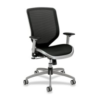 HON Mesh High-Back Chair, Black - Multiple options
