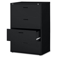 Lorell Lateral Files, Black - Multiple options