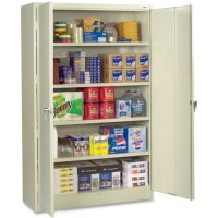 Tennsco Storage Cabinet, Jumbo, Welded - Various Colors