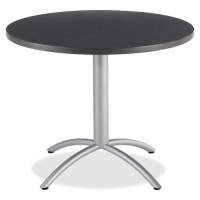 "Iceberg CafeWorks Cafe Table, 36"" Round, 36"" x 30"" - Various Colors"