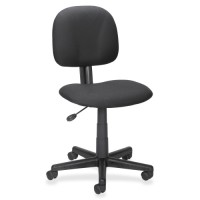 Lorell Multi Task Chair, Adjustable, Black