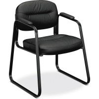 basyx by HON VL653 Sled Base Guest Chair