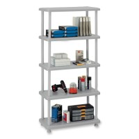 Iceberg 5-Shelf Open Storage System - Various Colors