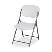 Iceberg Rough-N-Ready Blow-Molded Folding Chair