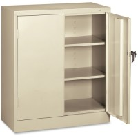 Tennsco Storage Cabinets, Reinforced Doors - Various Colors
