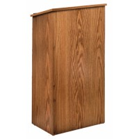 Full Floor Lectern 222 by Oklahoma Sound