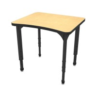 "24"" x 28"" Curve Desk - Apex™ - 38-2291 - Marco Group"