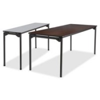 Iceberg Maxx Legroom Series Wood Folding Tables - Multiple Sizes