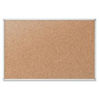 Mead Cork Surface Bulletin Boards - Multiple options