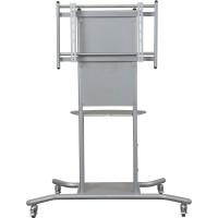 MooreCo 27650 Elevation Mobile Flat Panel Cart