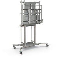 MooreCo 27675 iTeach Flat Panel Cart