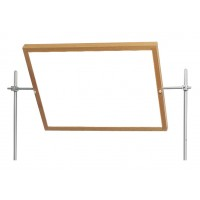 "Combination Mirror/Marker Board, 27¾""W x 20¾""H x 1""D"