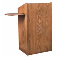 Aristocrat Floor Lectern 600 by Oklahoma Sound