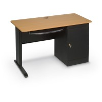 Balt LX Workstation with Locking CPU Holder - Choose Size and Color