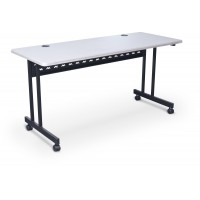 Balt Task Training Table in Gray Nebula - 2 Sizes