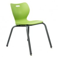 Artcobell Alphabet Series Four Leg Chairs - Must Order in Multiples of 4