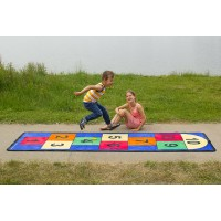 Jumbo Large Hopscotch Rug
