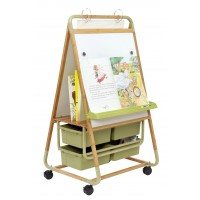 Double Sided Bamboo Teaching Easel - Copernicus BE1