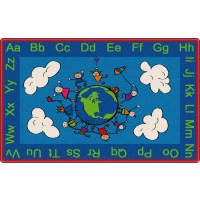 Happy World Educational Rug