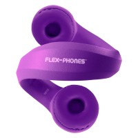 HamiltonBuhl Flex-Phones, Foam Headphones - Choose Color