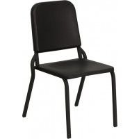 Signature Series Black High Density Stackable Melody Band/Music Chair