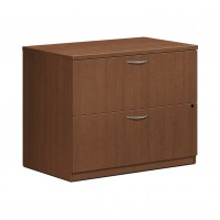 HON Foundation Series 2-Drawer Lateral File Cabinets - 3 Colors Available