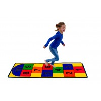 Hopscotch play rug LC121