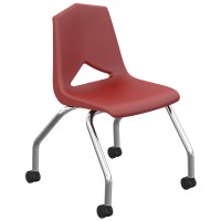 MG1100 Caster Chair by Marco Group - MG1141-18CR-A