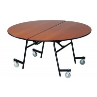 "48"" Round AmTab MRD48 Mobile Table"