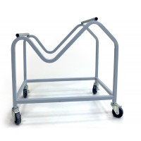 NPS 4-Wheel Dolly for use with NPS 8700 Series Stacking Chairs - Holds up to 20 Chairs - DY-87