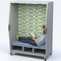 Haskell Think Nook - Reading Nook and Personal Quiet Space