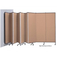 Screenflex WALLmount Partitions