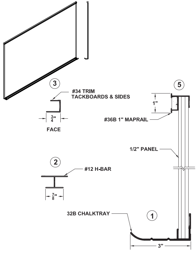 202A series drawing specifications